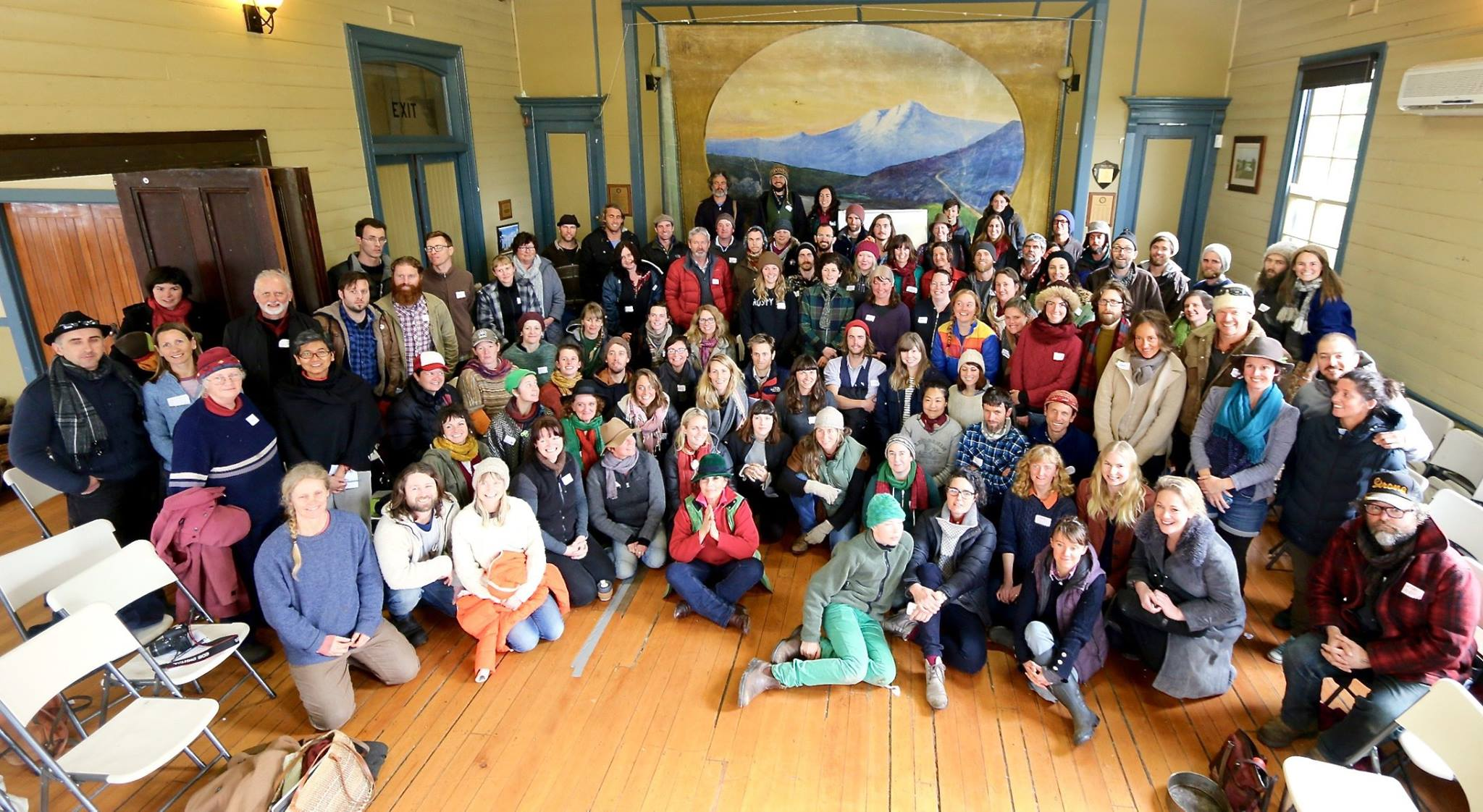Deep Winter Agrarian Gathering 2015